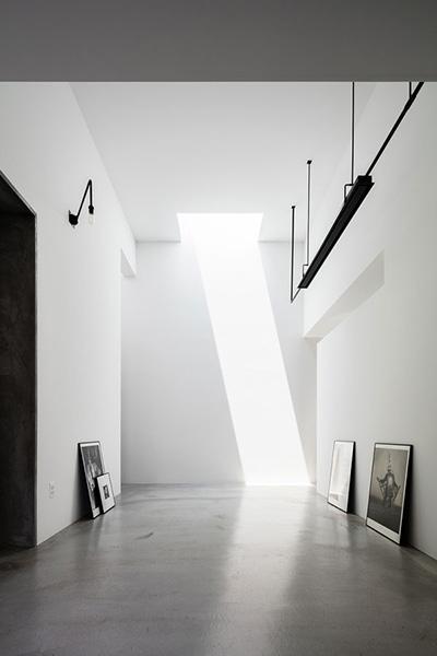 طراحی یک استودیوی عکاسی در خانه