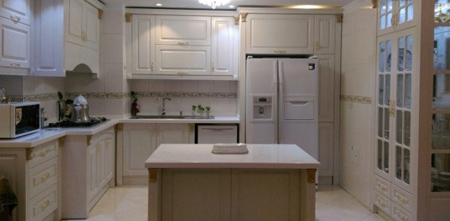 جزیره آشپزخانه و کارایی آن