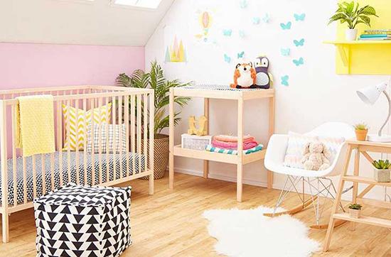 فنگشویی اتاق نوزاد
