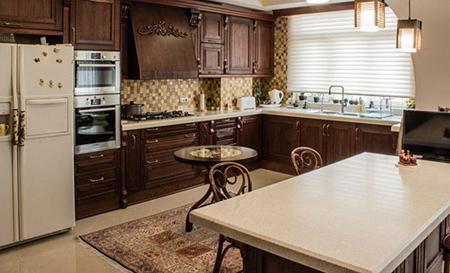 به روز رسانی دکوراسیون آشپزخانه