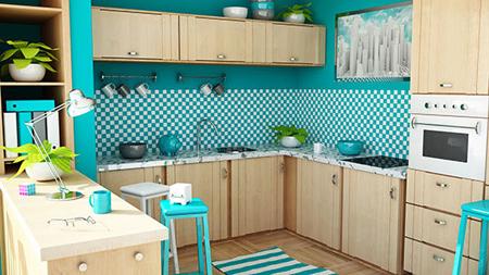 دکوراسیون آشپزخانه های قدیمی را به روز کنید