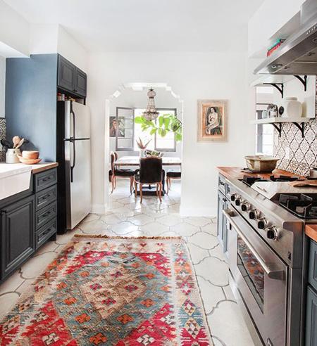 پوشش کف آشپزخانه