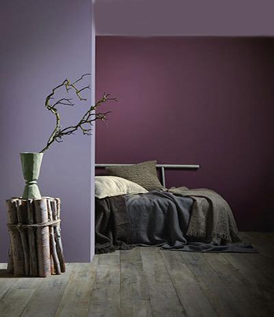 رنگ آمیزی دیوار