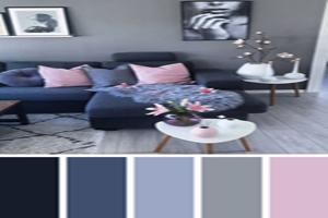 ترکیب رنگ های آرامش بخش در دکوراسیون منزل شما