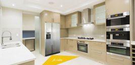 نکات مهم در طراحی دکوراسیون آشپزخانه ایرانی