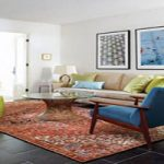 راهنمای انتخاب رنگ فرش در دکوراسیون منزل