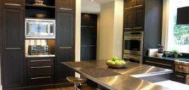 جای انواع فر و مایکروفر در آشپزخانه