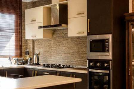 جانمایی انواع فر در آشپزخانه
