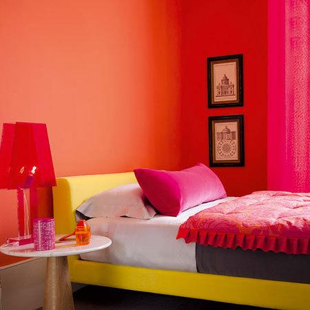 مناسب ترین رنگ اتاق