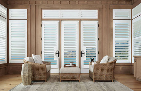 نکاتی برای پرده و پوشش پنجره ها
