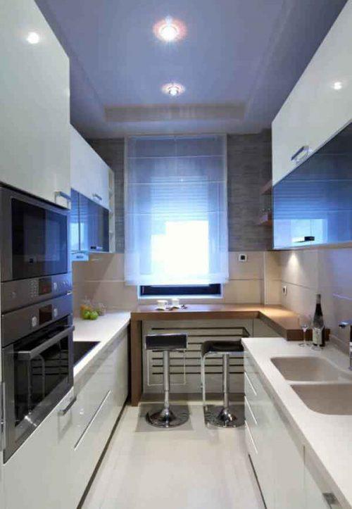 مدل آشپزخانه کوچک
