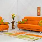 استفاده از رنگ نارنجی در دکوراسیون و تاثیر آن بر روحیات خانواده