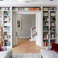 مهارت های چیدمان اتاق با کتاب