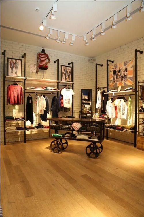 دکوراسیون مغازههای کوچک