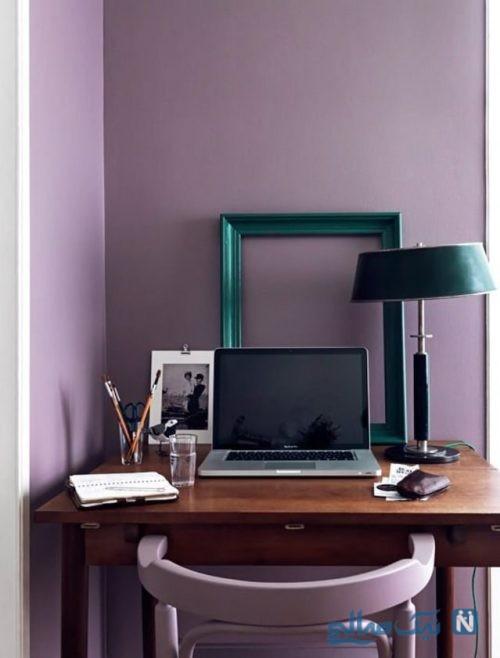 رنگ های زیبا برای خانه