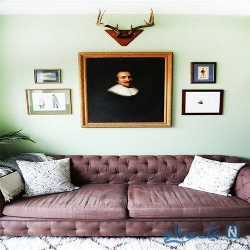 با رنگ های زیبا برای خانه آشنا شوید