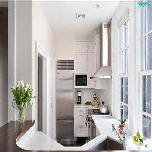 ایده هایی برای دیوار آشپزخانه های کوچک