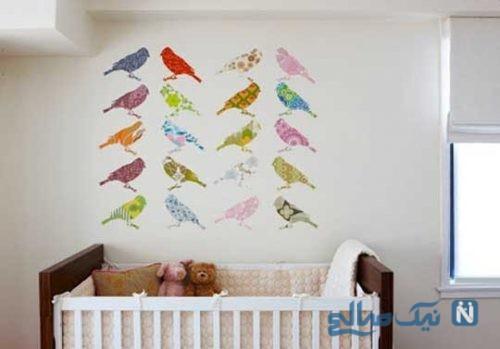 اصول فنگ شویی اتاق کودک