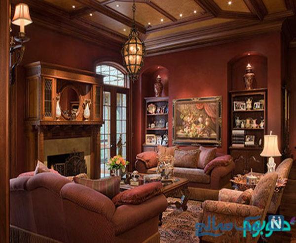 نور پردازی در خانه سنتی