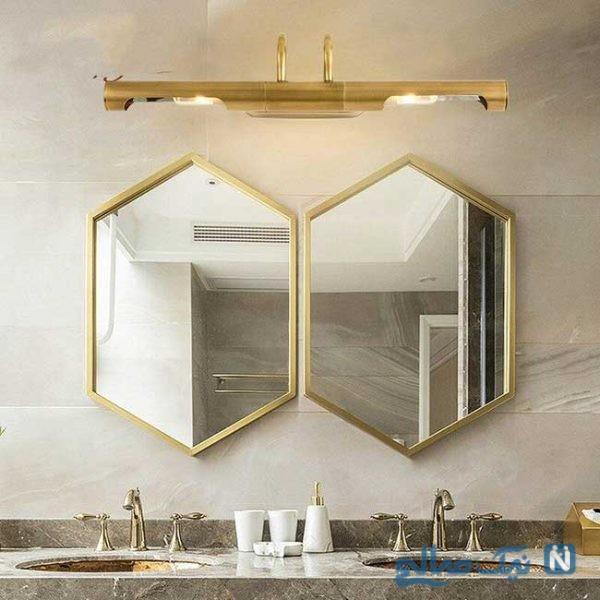 آینه کاری مدرن
