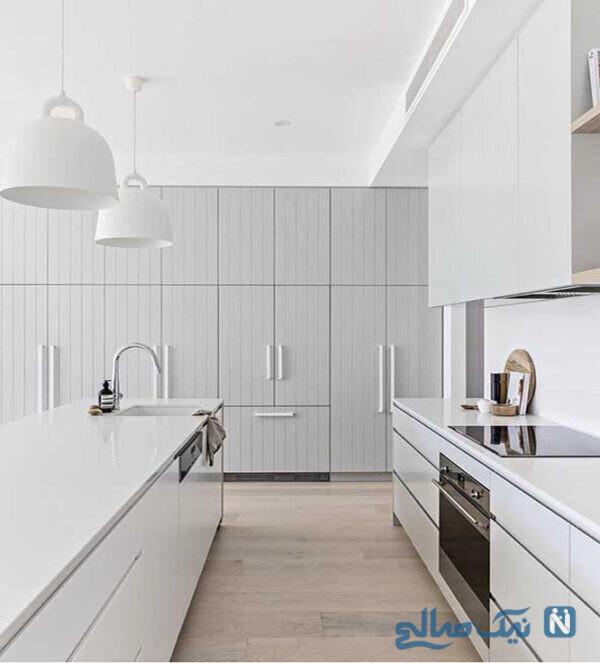 مدل اُپن آشپزخانه