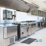 استاندارد های طراحی آشپزخانه صنعتی