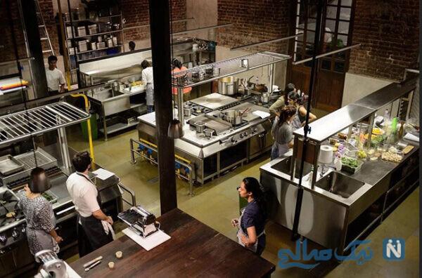 لیست تجهیزات آشپزخانه صنعتی