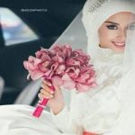 شیکترین مدل لباس عروس محجبه