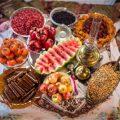 آداب و رسوم مردم استان کردستان در شب یلدا