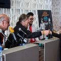 بازیگرانی که در دومین روز از جشنواره جهانی فیلم فجر حضور داشتند