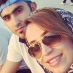 تبریک تولد جالب نیلوفر ابراهیمی همسر مجتبی میرزاجانپور