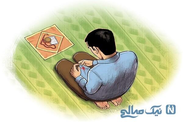 فرزندم نماز نمی خواند چه کنم