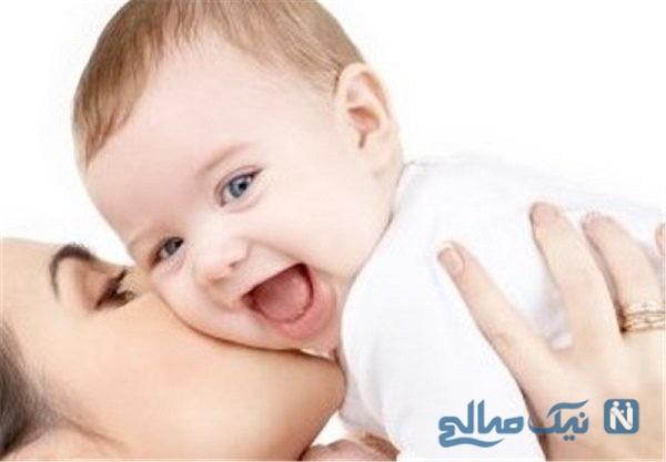 دعا برای از شیر گرفتن کودک