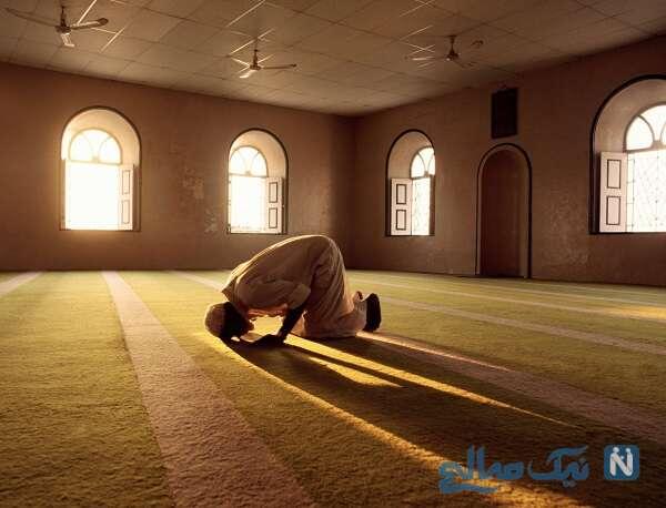 نماز برای رفع فقر