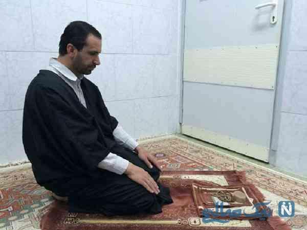 نماز خواندن با رکابی