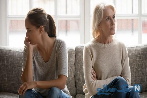 اگر مادر شوهر با عروس خود بدرفتاری کند، وظیفه شرعی چیست؟