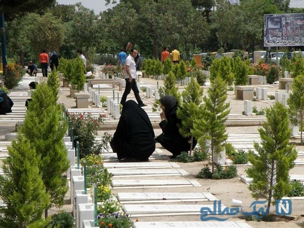 دعای ورود به قبرستان