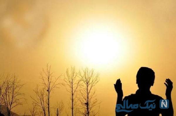 راز های استجابت دعا