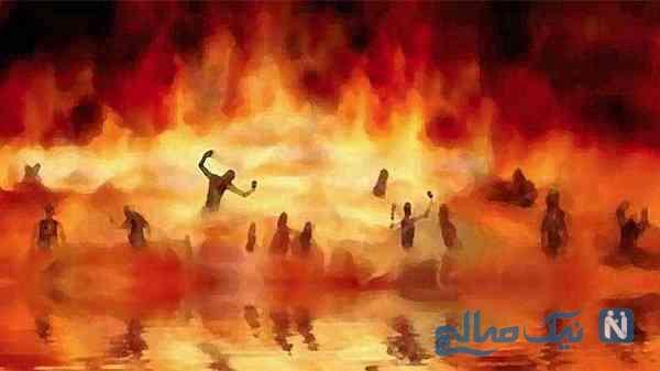 عذاب ابدی با گناهان