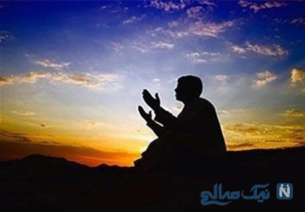 آداب دعا به درگاه خدا