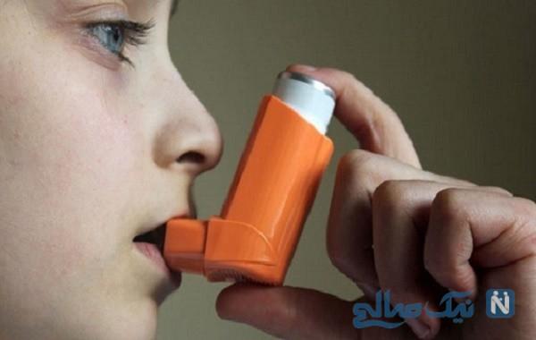 آیا اسپری تنفسی روزه را باطل میکند