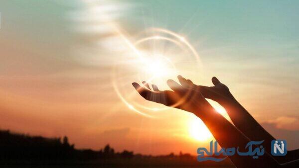 دعایی که مستجاب میشود