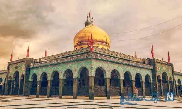 قبر واقعی حضرت زینب