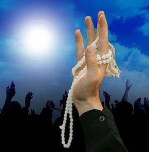 دعایی مجرب از زبان ولی عصر(عج)