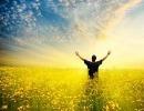 رسیدن به خوشبختی واقعی از نظر خداباوران