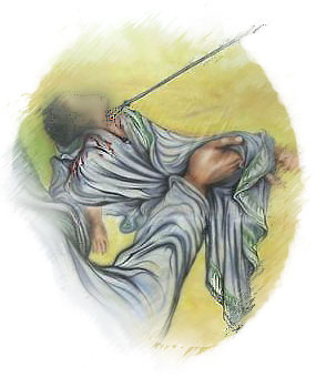 روایت شهادت حضرت علی اصغر (ع)