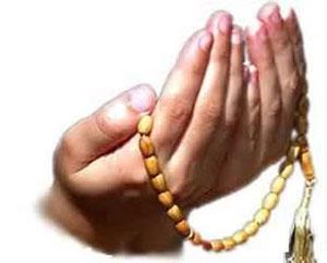 اذکاری که از آیات قرآن گرفته شده است