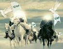 یاران امام زمان که از نسل آدم نیستند، و آهن در آنها تأثیری نمیگذارد !