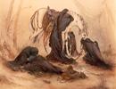 سرنوشت ذوالجناح اسب با وفاي سيدالشهداء چه شد؟