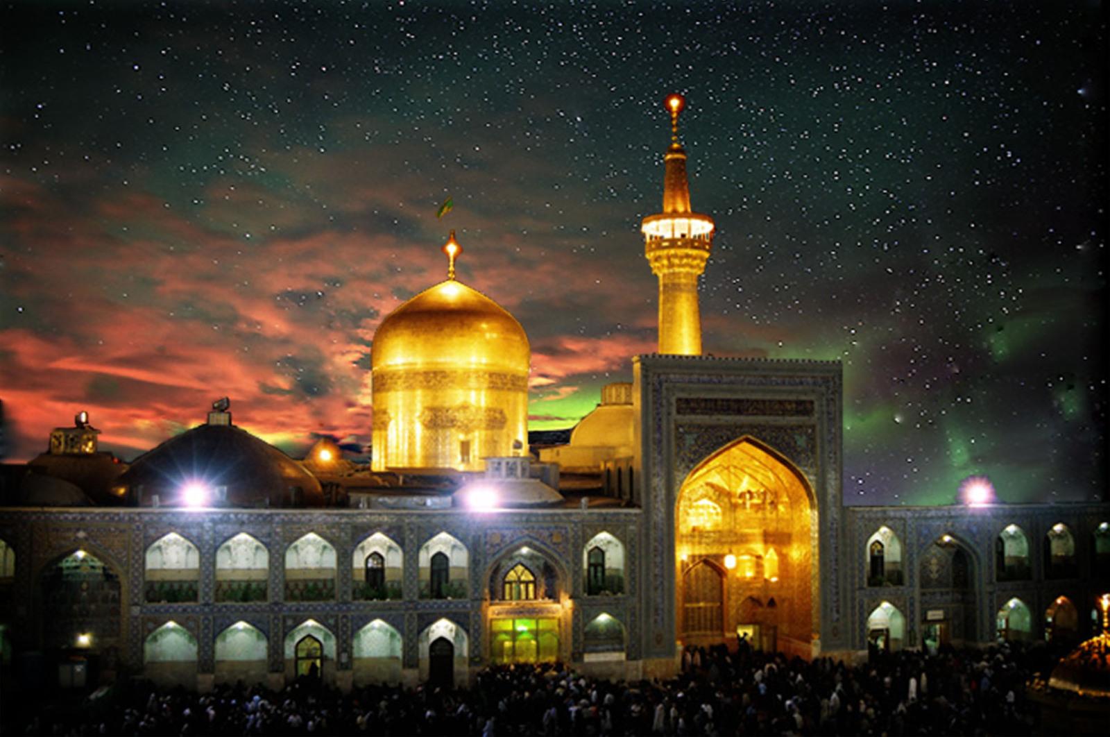 شرح چگونگی شهادت امام رضا (ع) در منابع اسلامی